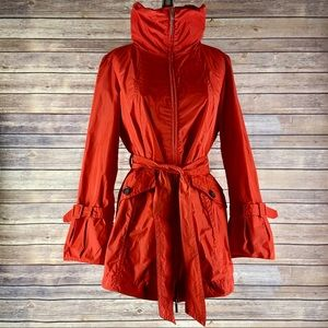 Max Mara Weekend Belted Rain Trench Jacket Coat